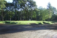 Completed 16th Green