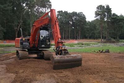Construction commences