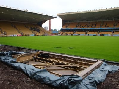 Construction of dug-outs