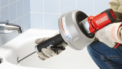 Specialist drain cleaning machine